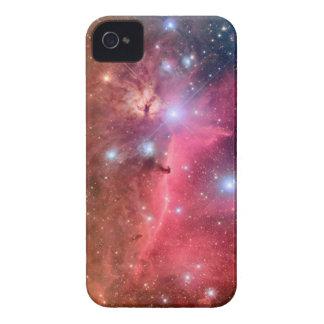 Estrellas en la Sistema Solar iPhone 4 Case-Mate Funda