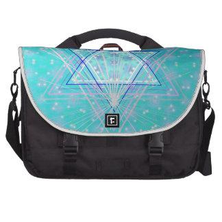 Estrellas en las estrellas bolsas de ordenador