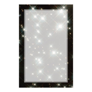 """Estrellas enanas blancas antiguas en la galaxia de folleto 5.5"""" x 8.5"""""""