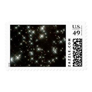 Estrellas enanas blancas antiguas en la galaxia de franqueo