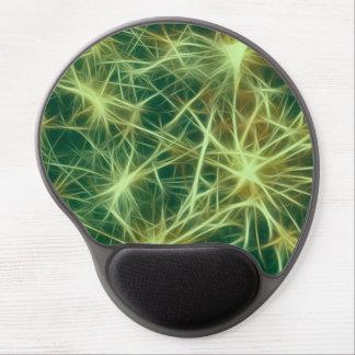 Estrellas fractal verde