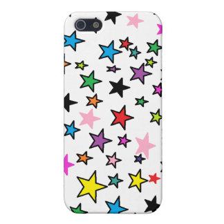 Estrellas iPhone 5 Protector