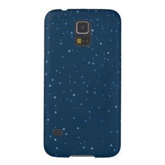 Estrellas hermosas carcasa de galaxy s5