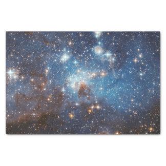 Estrellas hermosas papel de seda pequeño
