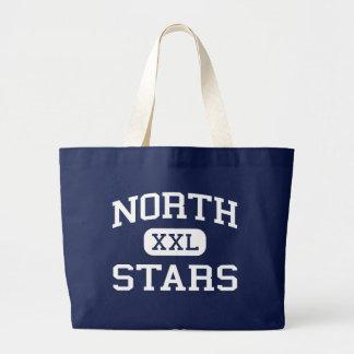 - Estrellas - High School secundaria del norte - S Bolsa De Tela Grande