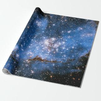Estrellas infantiles de NGC 346