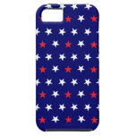 Estrellas patrióticas 2 iPhone 5 Case-Mate coberturas