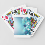 Estrellas patrióticas de la libertad baraja cartas de poker