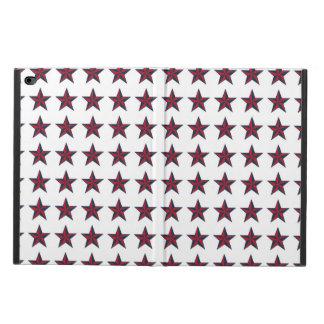Estrellas patrióticas tridimensionales