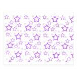 estrellas postales