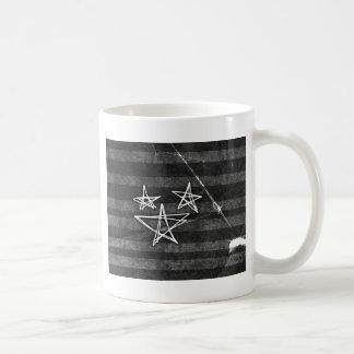 Estrellas punkyes taza