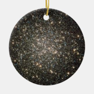Estrellas que brillan ornamentos de reyes