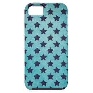 Estrellas retras iPhone 5 Case-Mate protectores