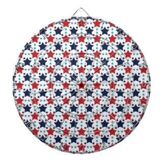 Estrellas rojas, blancas, y azules; Modelo estrell