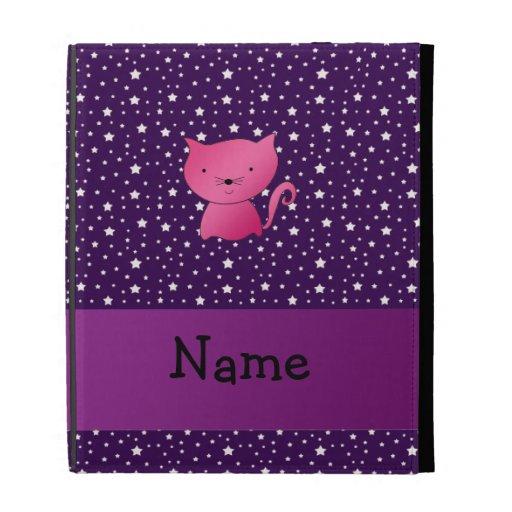 Estrellas rosadas conocidas personalizadas de la p