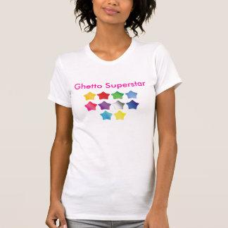 estrellas, superestrella del ghetto camisas