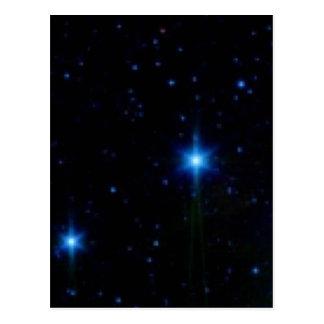 estrellas tarjetas postales
