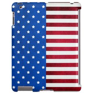 Estrellas y bandera Raya-Americana