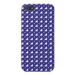 Estrellas y caja diagonal del iPhone 4 de las raya iPhone 5 Protectores