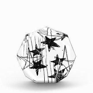 Estrellas y garabatos