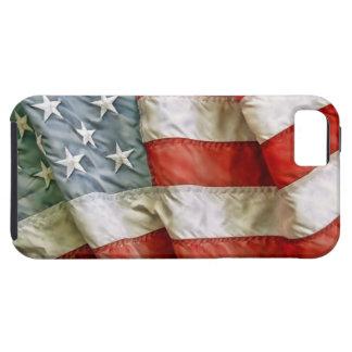 Estrellas y rayas viejas de la gloria iPhone 5 fundas