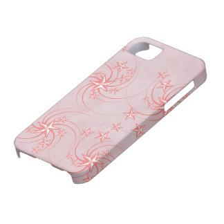 Estrellas y remolinos iPhone 5 Case-Mate protectores