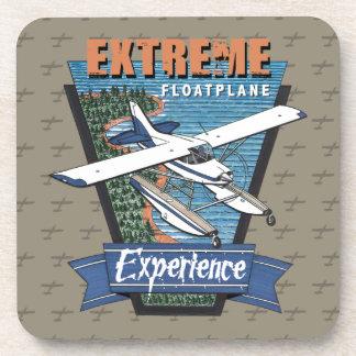 Estreme Floatplane Experience Drink Coaster