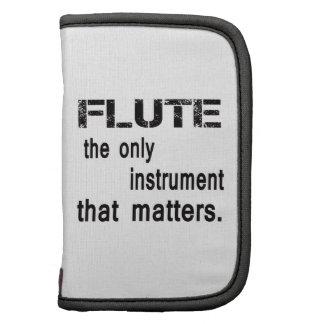 estríe el único instrumento que importa organizadores