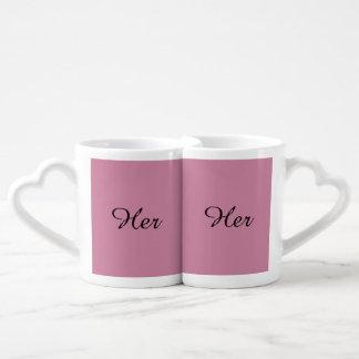 Estro-Love Coffee Mug Set