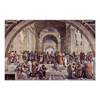 Estrofa Della Signatura en el Vatican para papa ju Posters