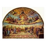 Estrofa Della Signatura en el Vatican para papa ju Tarjetas Postales