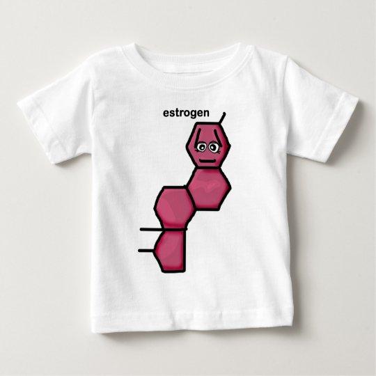 Estrogen Baby T-Shirt