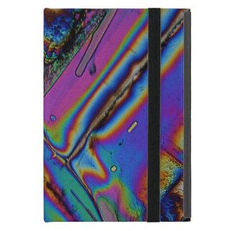 Estroncio debajo del microscopio iPad mini cobertura