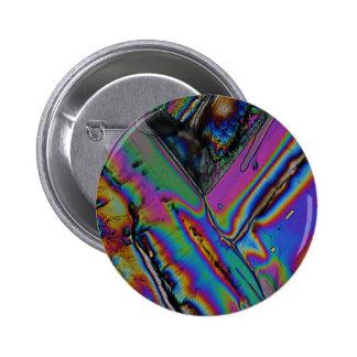 Estroncio debajo del microscopio pins