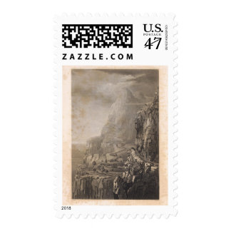 Estroza Pass, Madeira Stamp