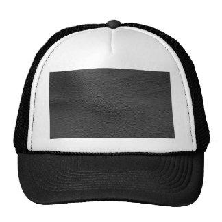 estructura de cuero, plata gorra