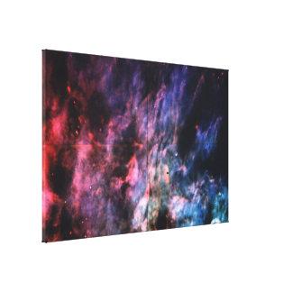 Estructura de la nebulosa de Orión Impresión En Lienzo