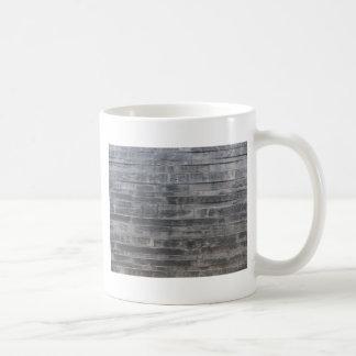 Estructura de piedra taza clásica
