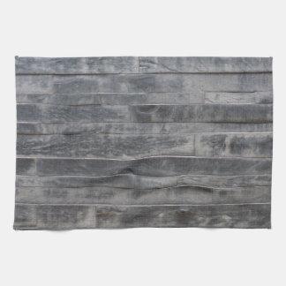Estructura de piedra toalla