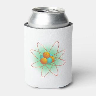 Estructura del átomo enfriador de latas