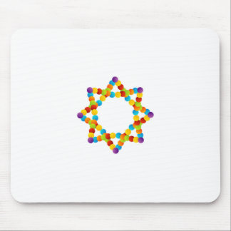 Estructura del átomo mousepads