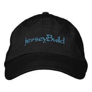 Estructura del jersey gorra de beisbol bordada