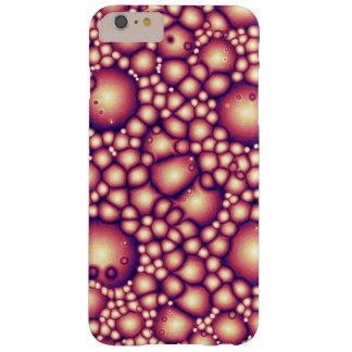 Estructura molecular extranjera funda de iPhone 6 plus barely there