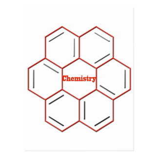Estructura química en química postal