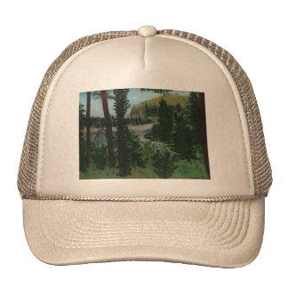 Estuary in Oregon, North of Lincoln City, Oregon Trucker Hat