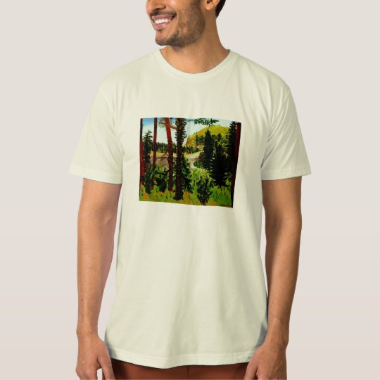 Estuary in Oregon, North of Lincoln City, Oregon T-Shirt