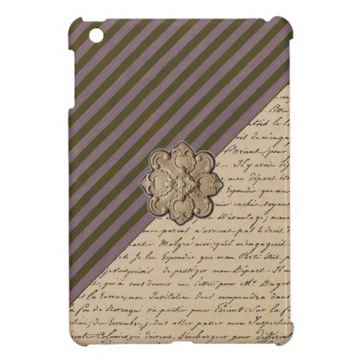 Estuche de plástico del iPad del ~ de las OPCIONES iPad Mini Protector