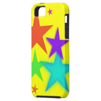 Estuche rígido colorido del iPhone 5 de las Funda Para iPhone SE/5/5s