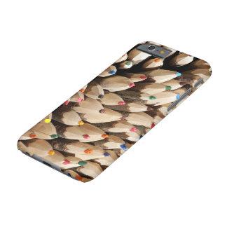 ESTUCHE RÍGIDO del ARTE IPHONE 6S del DIBUJO de Funda Barely There iPhone 6