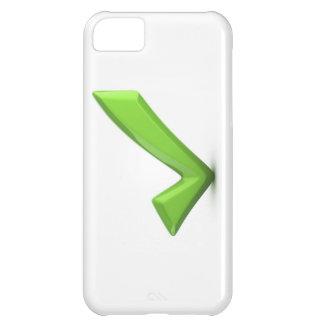 Estuche rígido del iPhone 5S de la marca de verifi Funda Para iPhone 5C